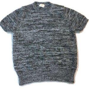 Kate Spade Short Sleeve Crew Neck Sweater Size Med